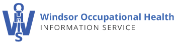 Windsor Occupational Health Information Service